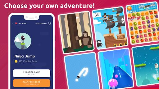 Hyper Games! – Mini Games. Big Fun.  captures d'écran 1