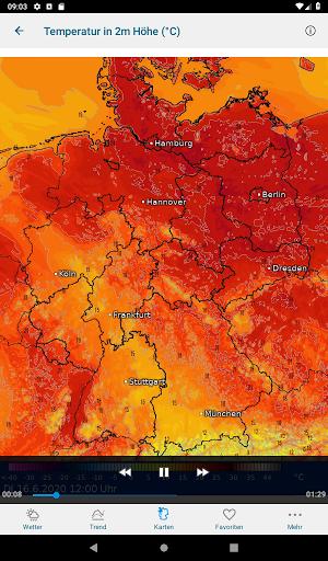 Bayer Agrar Wetter 4.18 screenshots 17