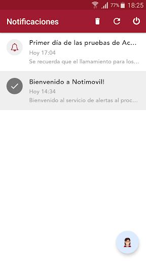 Acceso DURM screenshot 5
