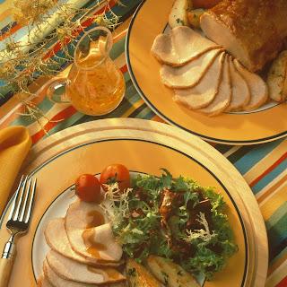 Maple Mustard Glazed Pork Roast Recipe