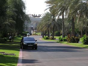 Photo: CB150023 ZEA - Dubaj - palac obecnego Sultana Zayed'a