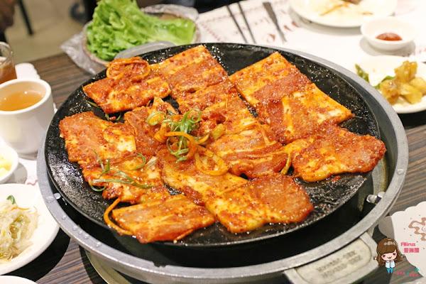 台北中山 南大門韓國烤肉 平價好吃的老牌韓式烤肉 最愛調味牛小排