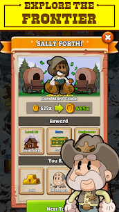 Idle Frontier: Tap Town Tycoon (MOD, Free Upgrade) 5