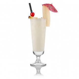 Banana Mama Cocktail.