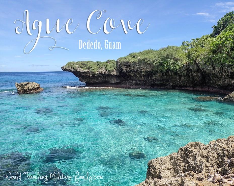 Ague Cove - Dededo, Guam