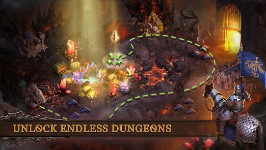 Dungeon & Heroes: 3D RPG App Download For Android and iPhone 4