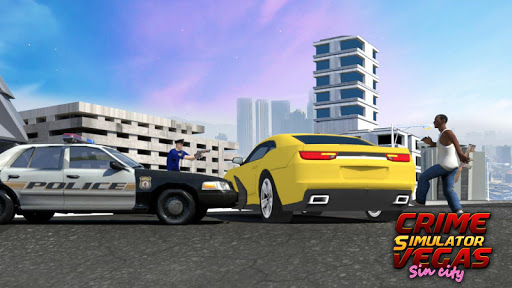 Sin City Crime Hero : Crime Simulator - Vegas 1.8 screenshots 3
