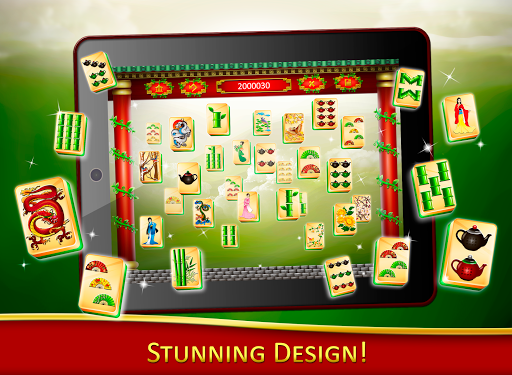 Traditional Mahjong Solitaire