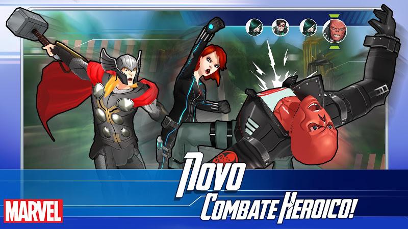 MARVEL Avengers Academy – APK MOD HACK – Dinheiro Infinito