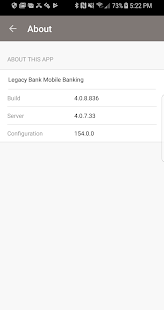 Legacy Bank Mobile- screenshot thumbnail