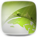 Green Planet Live Wallpaper icon