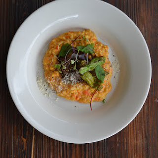 Grana Padano Risotto & Roasted Carrots