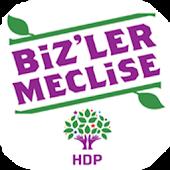 Oyum HDP'ye !