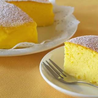 Japanese Cotton Cheesecake.
