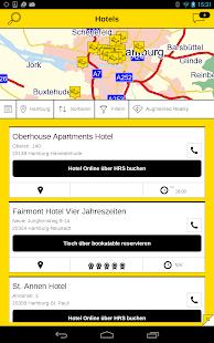 Gelbe Seiten- screenshot thumbnail