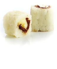 Maki Nutella banane, 6 pièces