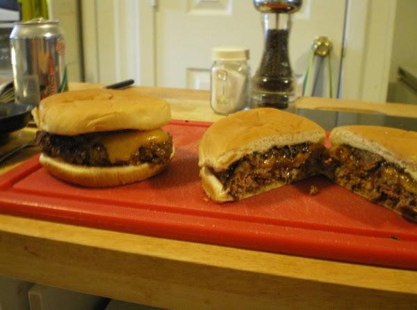 Double Bacon - Double Cheesy Burger Recipe