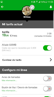 Mi amena.com- screenshot thumbnail