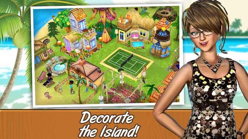 Paradise Resort - Free Island (Mod Money)
