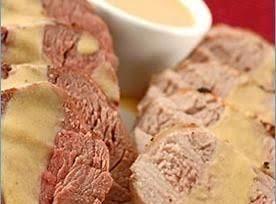 Venison Fillet In Sour Cream Sauce Recipe