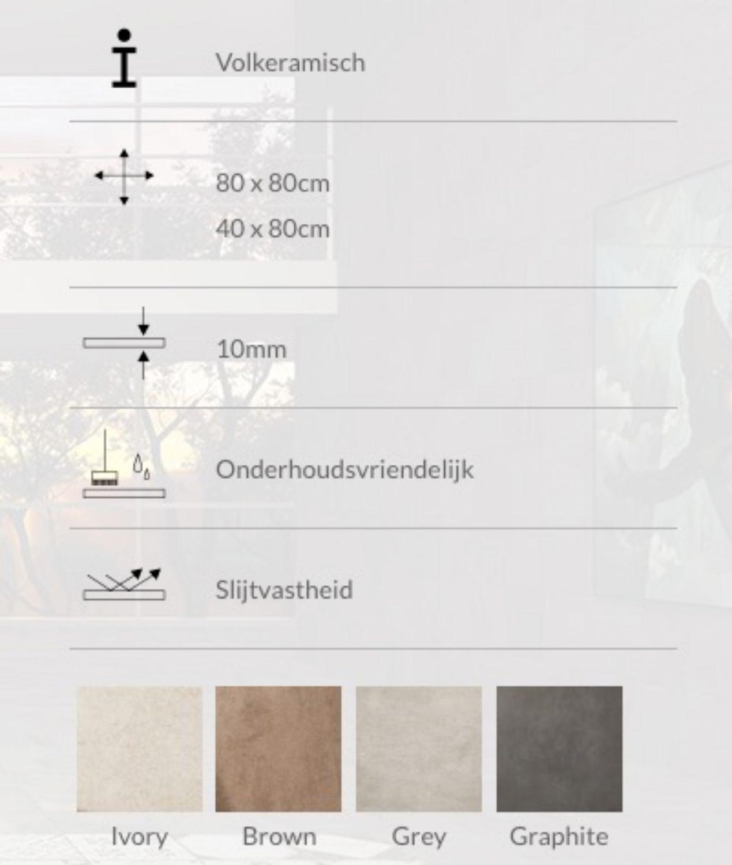 Tegel Concept foto