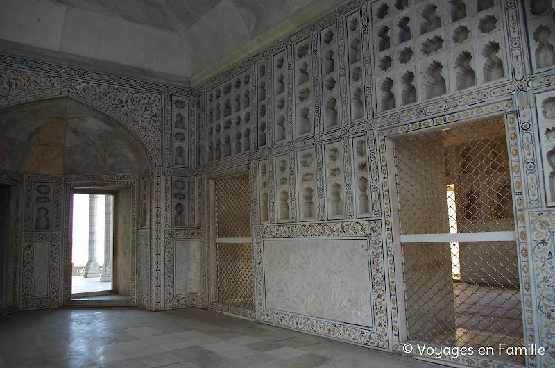 Mussamman burj, agra fort