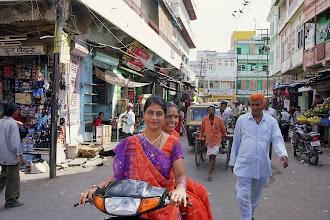 Photo: #022-Dans les rues d'Udaïpur