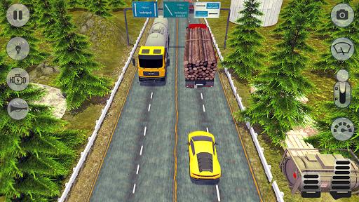 In Truck Driving: Euro Truck 2019 filehippodl screenshot 7