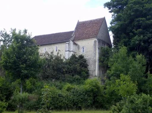 photo de chapelle Saint Santin