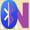 Bluetooth networks - Chat icon