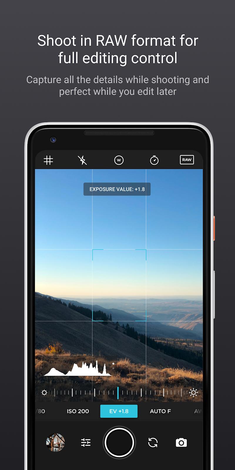Moment Pro Camera Screenshot 5