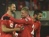 Le Standard de Liège débute son stage par une mauvaise nouvelle