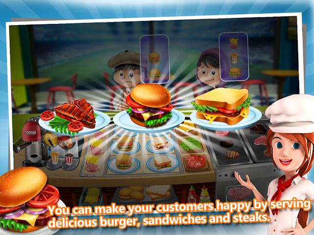 android Rapide Tycoon Street Food Screenshot 8
