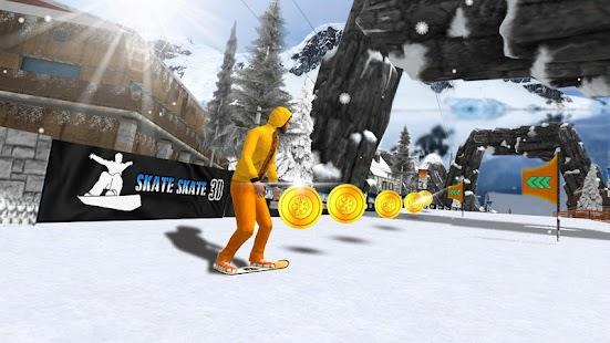 Skate Skate 3D screenshot