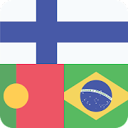 Finnish Portuguese Offline Dictionary & Translator