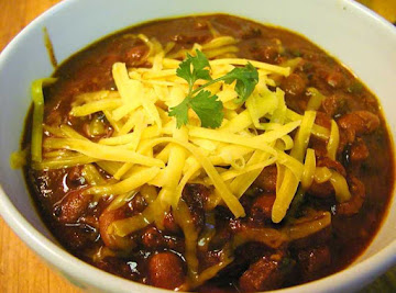 Double The Fun Chili Recipe