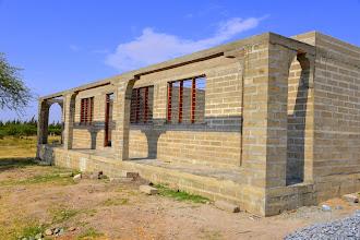 Photo: Verandah construction