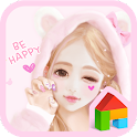 nana bear Dodol launcher theme icon