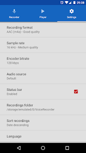 Voice Recorder 3