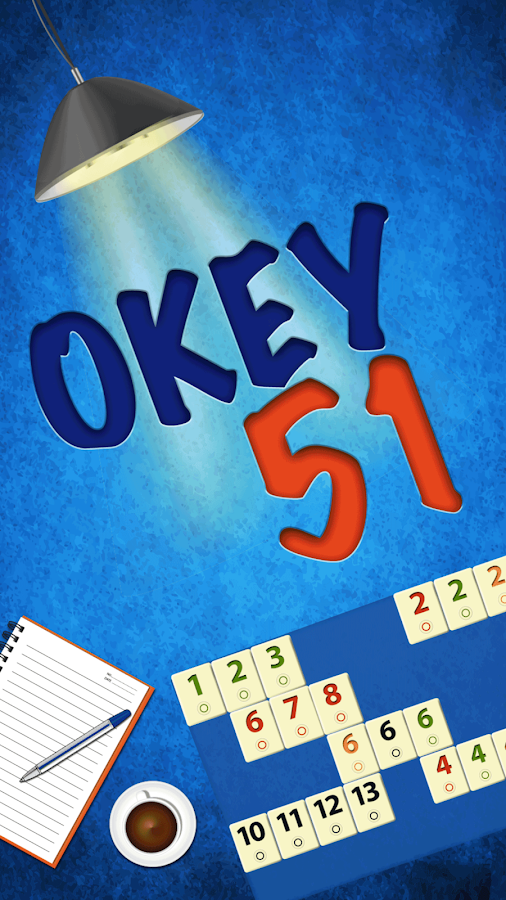 Okey 51- screenshot