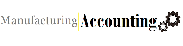 Manufacturing Accounting Logo