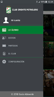 Club Oriente Petrolero - náhled