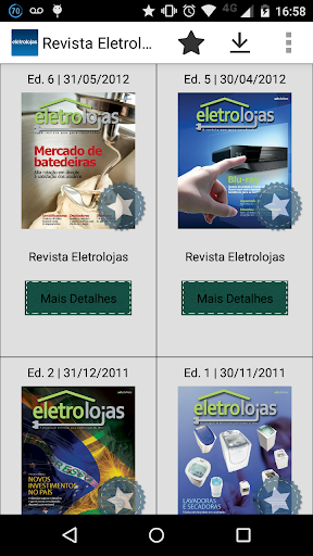 Revista Eletrolojas