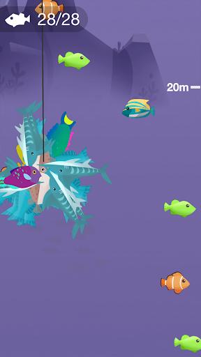 Fishing Break - Addictive Fishing Game  captures d'écran 2