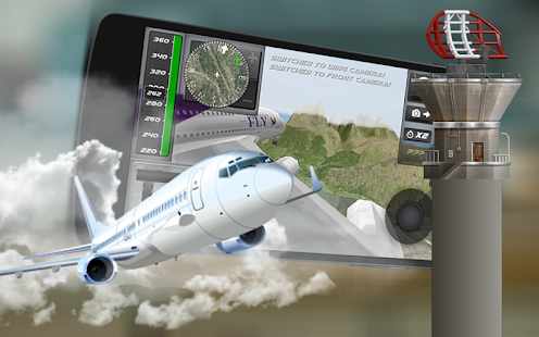 Fly Pilot Airplane Flight 3D✈️ - náhled