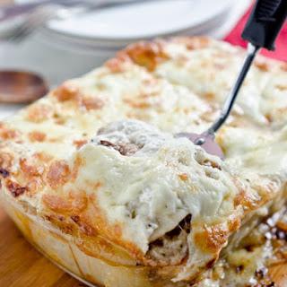 Easy Baked Lasagna