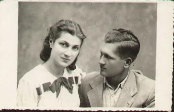 Photo: Janina Dąbrowska - najmłodsza córka Karola Dąbrowskiego i Izabeli (z.d. Rauth). Po wojnie wyszła za mąż za Jana Nawrockiego