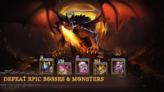 Dungeon & Heroes: 3D RPG App Download For Android and iPhone 5