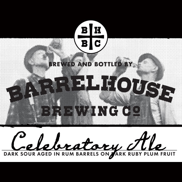 Logo of BarrelHouse Celebratory Ale No. 3 | Rum Plum Dark Sour | No. 1409