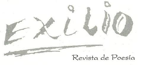 Photo: EXILIO. Revista de Poesía. Ediciones Exilio. Bogotá, Santa Marta, Colombia. poetasalexilio@gmail.com  Director: Hernán Vargascarreño. http://ntcpoesia.blogspot.com/2010_06_14_archive.html